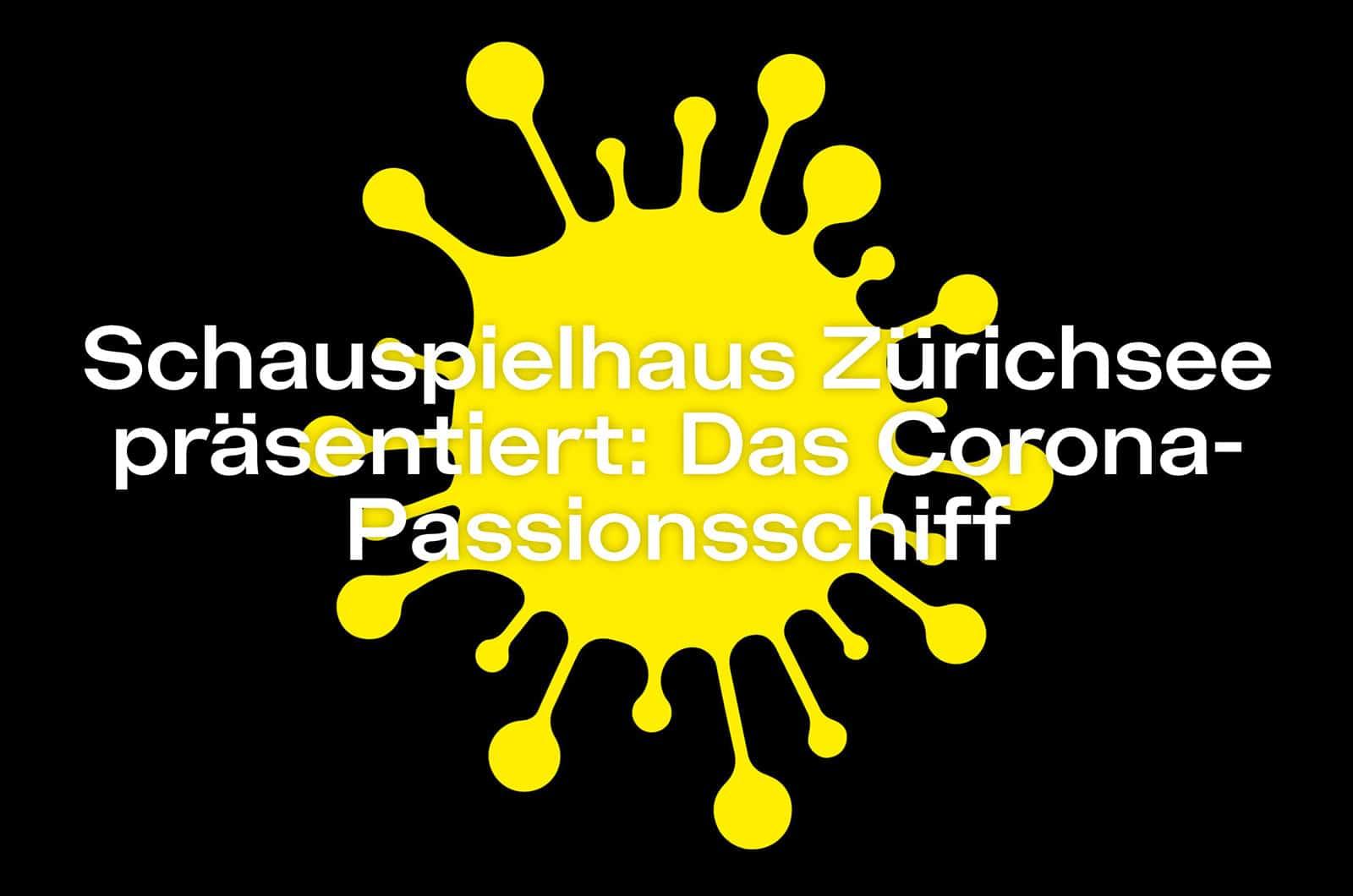 Schauspielhaus Zürich auf MS J.J.Rousseau